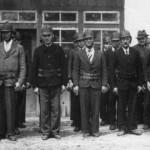 2. Kompanie der Feuerwehr Kirchberg in Burgharting um 1930
