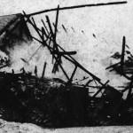 Brand des Stalles beim Kronseder in Itzling (1974)