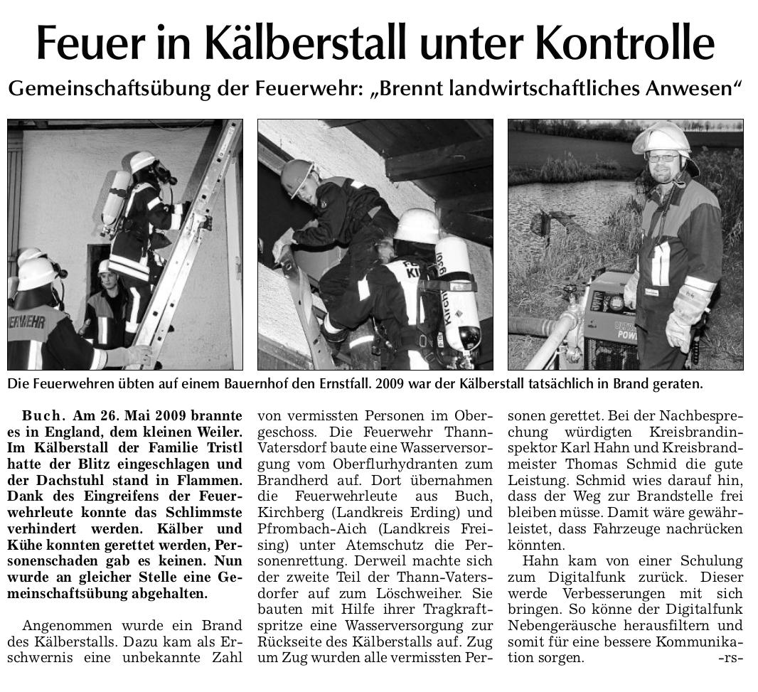 2014_04_02_zeitungsartikel_gruppenuebung (Quelle: Landshuter Zeitung)